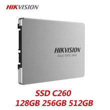 Hikvision SSD C260 series 128GB 256GB 512GB 2.5-inch SATA 6Gb/s laptop desktop SATA3.0 interface solid state drive