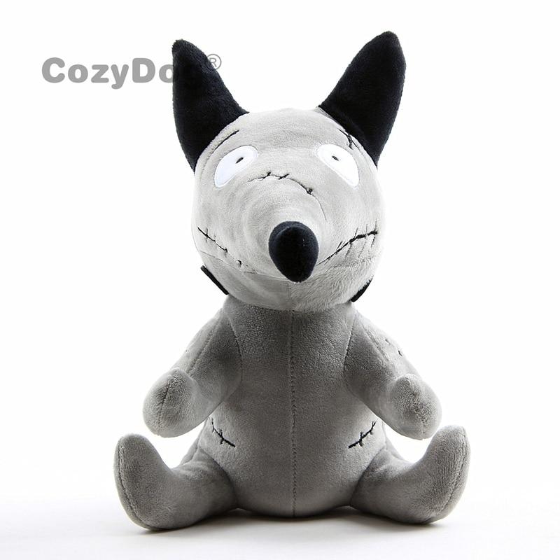 Tim Burton Frankenweenie Sparky Dog Plush Toy Stuffed Animal Plushies Doll 11 28 Cm Gift Toys Movies Tv Aliexpress