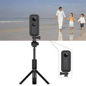 Image 5 - Für Insta 360 One x Schutzhülle Rahmen Grenze Fall Halter Adapter Halterung Expansion zu GoPro Sport Action Kamera Zubehör
