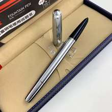Wing Sung 601 Piston Vacumatic Fountain Pen Steel Ink Pen 14K Gold Hooded Nib Stationery Office school supplies Writing Gift