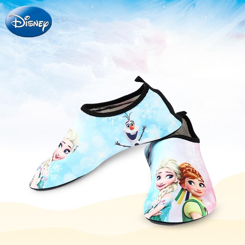 Kids Boys Girls Cartoon Water Aqua Shoes Children Sport Beach Swim Footwear US