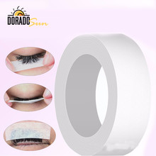 DORADOSUN 1 Roll Isolatie Wimper Extension Under Eye Pad Tape Valse Wimper Lijm Beauty Tools(China)