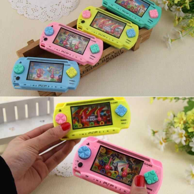 Water Ring Toss Kind Handheld Game Machine Ouder-kind Interactieve Retro Game Speelgoed Water Machine Speelgoed Set Van Ring klassieke Speelgoed