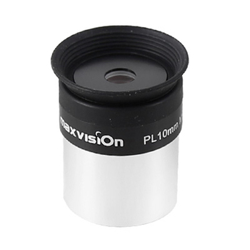 Maxvision 50 stopni 1 25 cali 10mm parfocal okular teleskop astronomiczny akcesoria profesjonalny monokularowy teleskop tanie i dobre opinie NoEnName_Null inne CN (pochodzenie) 1 25 cali (31 7mm) inny 5 5mm Stała ogniskowa