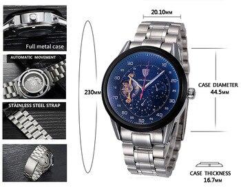 TEVISE Automatische Uhr Männer Uhren Tourbillon Mechanische Skeleton Uhr Männer Selbst-Wind Wasserdichte Männliche Uhr Relogio Masculino