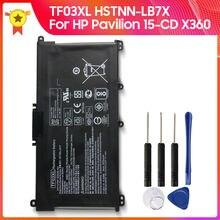 Оригинальная замена Батарея tf03xl для струйного принтера hp