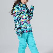 Ski Suits Kids Winter Suit Boys Ski Suit Girls Snowboard Jac