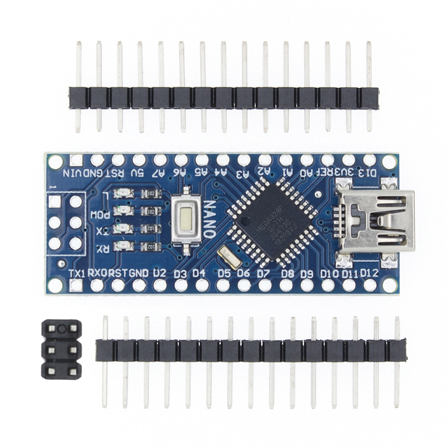 Nano With the bootloader compatible Nano 3.0 controller for arduino CH340 USB driver 16Mhz Nano v3.0 ATMEGA328P/168P 2