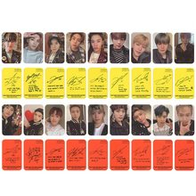 9 pièces/ensemble Kpop NCT 127 Neo Zone nouvel Album Photocard auto-fait cartes Photo photographie LOMO carte papeterie(China)