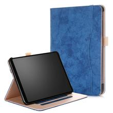 For ipad pro 11 Case Auto Sleep /Wake Up Flip PU Leather Cover For  ipad pro 11 Smart Stand Holder Folio Case цены