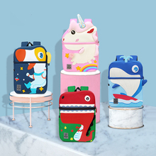 Edison High-Quality Children School Bag Cute Cartoon Dinosaur Kids Backpack Kindergarten Bags for Boys Girls Baby School Bags
