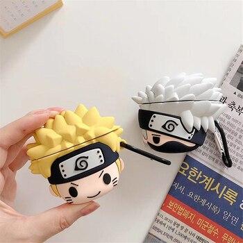 Funda de silicona blanda para auriculares inalámbricos de Naruto Merchandising de Naruto