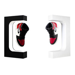 Levitating Sneaker Display Device Magnetic Floating Shelf Shoe Holder Floater Machine Stand Magnet Levitation Rack Dropshipping