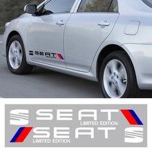 Наклейка для кузова автомобиля 2 шт декоративная наклейка seat
