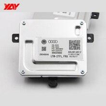 цена на 4G0907697F 28548046 NEW Daytime Running Light DRL Module For Audi A6 S6 A7 S7 R8 TT For Volkswagen Golf GTI Passat 4G0.907.697.F