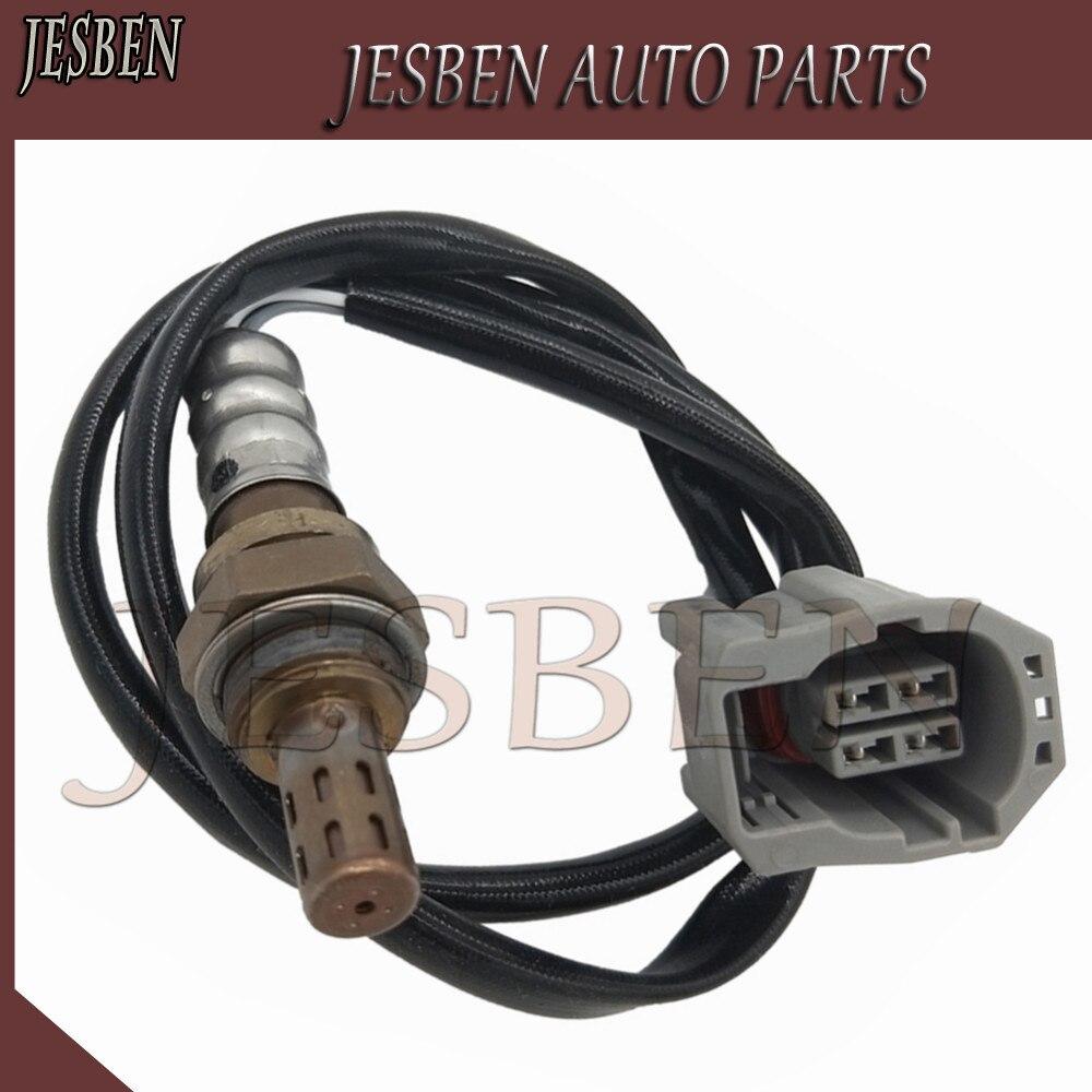 Sensor de oxigênio lambda a jusante traseiro para mazda 1 2 3 1.6l código do motor z6 oe #0986ag2228 z60218861a zj3918861a Z602-18-861