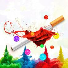 70 sztuk paczka DIY owoce smak miętowy smak papieros uchwyt papieros wyskakuje koraliki akcesoria do palenia prezent dla mężczyzny papieros #8230 tanie tanio DDQ149