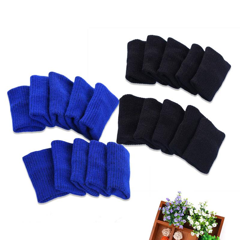 10Pcs Finger Sleeves Support Arthritis Guard Portable Volleyball Sport