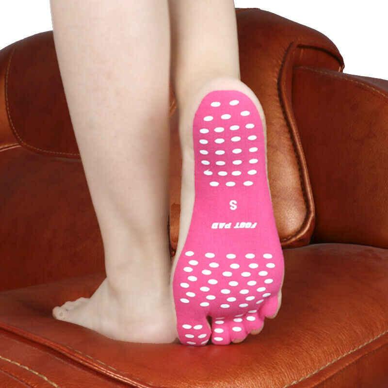 Meihuida yapışkanlı plaj ayak ayakkabı pedleri erkekler kadınlar kaymaz görünmez Sticker elastik esnek havuz yalınayak ayak koruma pedi