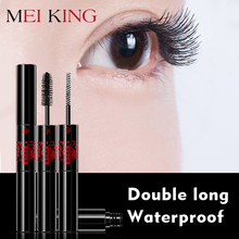 MEIKING Natural Lengthening Thick Waterproof Mascara Curling Is Not Blooming Quick Dry maquiagem Hot Sale YB-8514JM