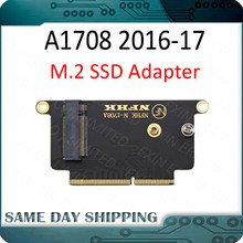 New Laptop A1708 SSD Adapter Card N-1708A NVMe PCI Express PCIE to M.2 for Macbook Pro Retina 13