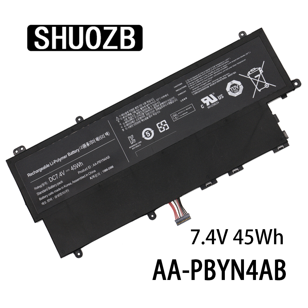Laptop Battery AA-PBYN4AB AA-PLWN4AB HT3691FC700364 For  Samsung 530U3 Series 530U3C NP530V3C NP530U3C 535U3C 530U3B NP530U3B