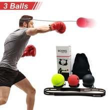 Боксерский скоростной ударный мяч боксерский поднятие реакции