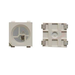 Image 4 - 100~1000pcs WS2812B LED Chip;5050 RGB SMD;WS2812;Individually Addressable Digital;DC5V;Black/White version