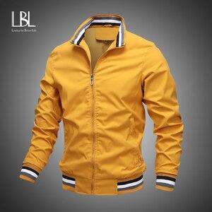 New Men's Bomber Zipper Jacket 2020 Autumn Male Casual Streetwear Jackets Hip Hop Overcoats Slim Fit Pilot Coat Men Clothing