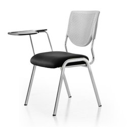 Europejskie krzesło biurowe krzesło szkoleniowe z tablica do pisania krzesło personelu prosty stół i krzesła składane