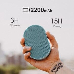 Image 4 - Orador portátil de bluetooth do orador esperto sem fio de ggmm e2 wifi com bt 10 w 15 h play time alto fi estéreo mini oradores exteriores