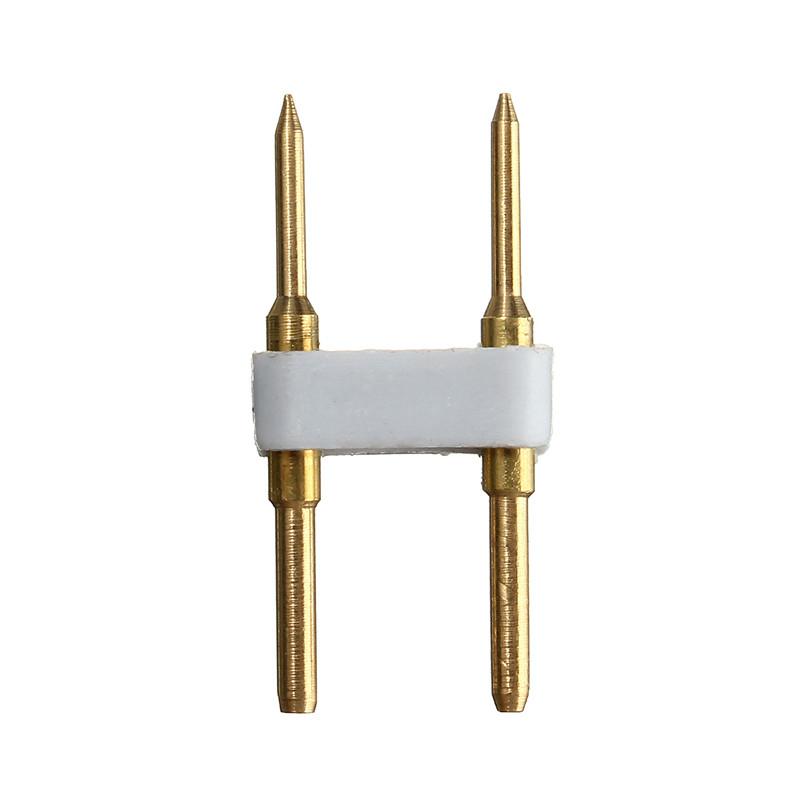 Hdbcab0564915474c89c0083c70995892b - 6mm Cable Strip Light 5050 2835 3014 5630 SMD 2pin Light Bar Plug LED Lamp Belt Plug Accessories US/EU Plug With Needle 220-240V