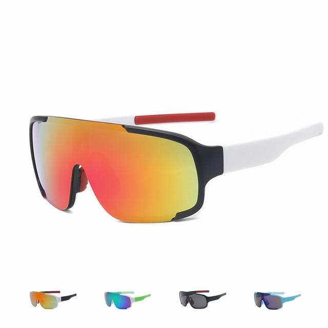 Ciclismo óculos à prova de vento esportes eyewear correndo mountain bike bicicleta de vidro mtb óculos de sol gafas ciclismo 1