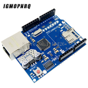 Image 4 - メガ 2560 r3 arduino のキット + HC SR04 + ブレッドボードケーブル + リレーモジュール + W5100 uno + 液晶 1602 キーパッドシールド