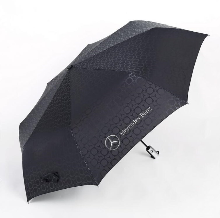 Fully Automatic Folding Three Fold Golf Umbrella Car Logo Extra-large from the Open Close All-Weather Umbrella Manufacturers Dir