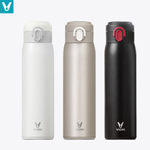 VIOMI 460ml Thermal Cup Cool Keeping Cup Vacuum Flask Heat Water Mug Thermos Insulated Stainless Steel Travel Cup