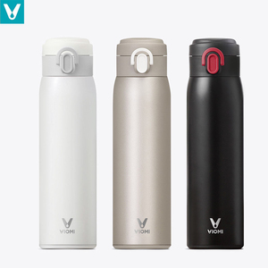 Image 1 - VIOMI 460ml Thermal Cup Cool Keeping Cup Vacuum Flask Heat Water Mug Thermos Insulated Stainless Steel Travel Cup