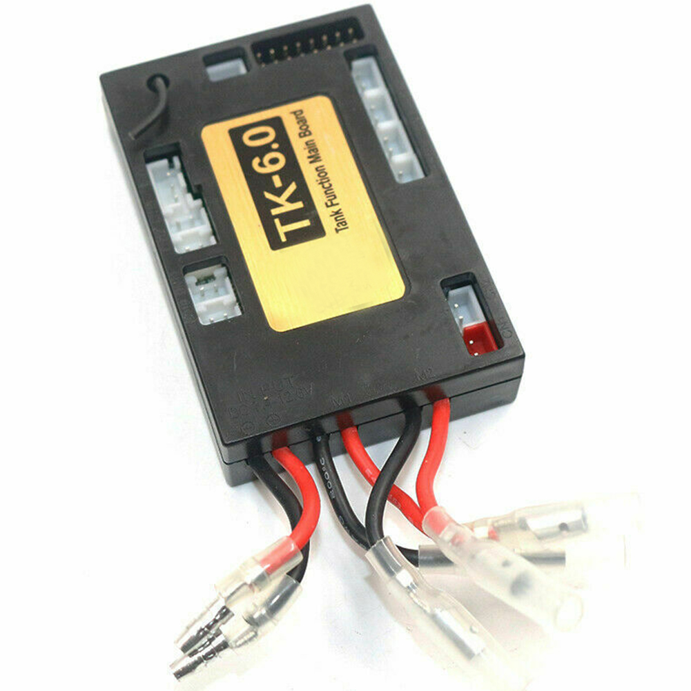 Function Mainboard Set Toy <font><b>Parts</b></font> 2.4G Remote Control Transmitter Wire Accessories Car Replacement <font><b>Rc</b></font> <font><b>Tank</b></font> Model For <font><b>Heng</b></font> <font><b>Long</b></font> image