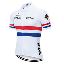 LECOL 2020 erkekler bisiklet giyim yaz % 100% Polyester dağ bisiklet giyim bisiklet giyim Ropa Ciclismo bisiklet forması