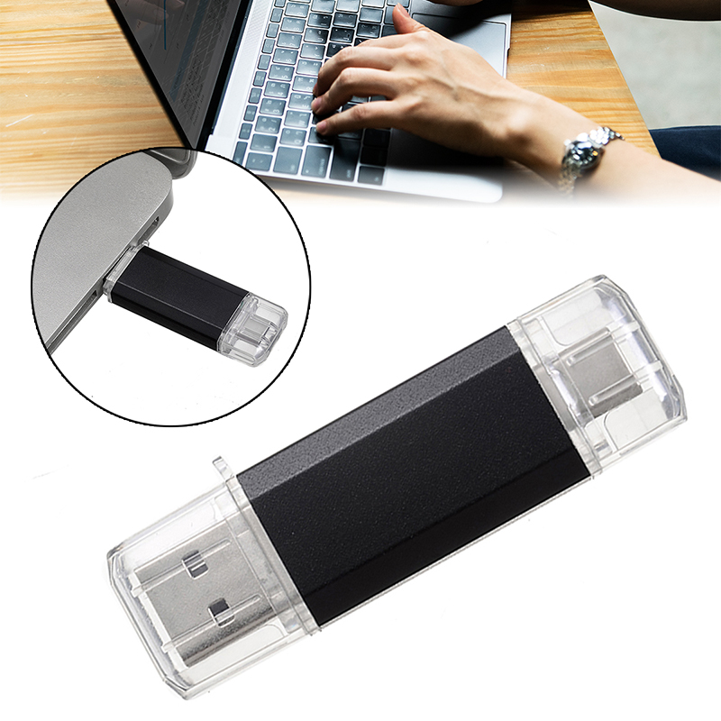 Super Mini Metal Usb Flash Drive 1TB Flash Drive Portable Memory Stick Storage Flash Disk For Android Phone U Disk