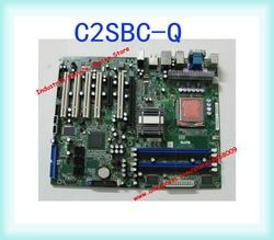 Oryginalny C2SBC-Q 775 platforma płyta główna serwera 5 Pci urządzeń przemysłowych płyty głównej