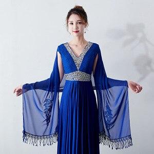 Image 2 - Janevini 우아한 여름 짧은 신부 쉬폰 케이프 shawls 여성 shrug 볼레로 랩 레이스 applique 페르시 웨딩 파티 액세서리