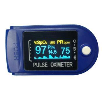 Profesjonalny palec pulsoksymetr przenośny pulsoksymetr pulsometr z Alarm LED ekran środek SpO2 PR i PI tanie i dobre opinie ACEHE Digital Pulse Oximeter