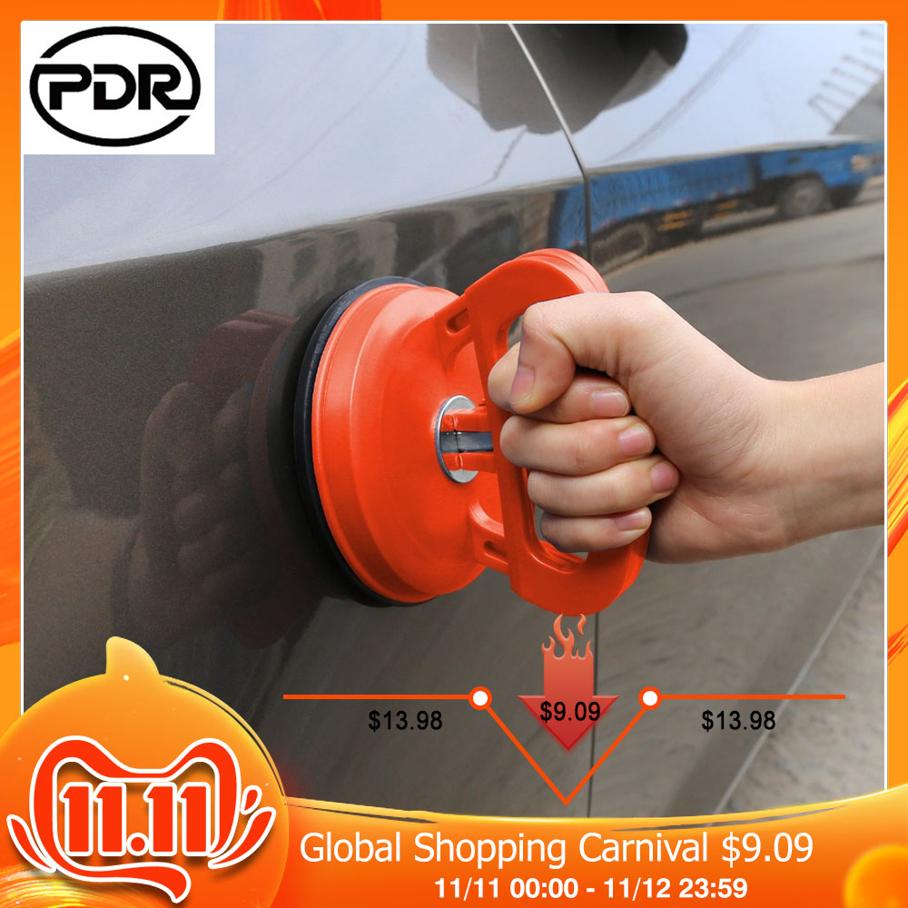 PDR Car Dent  Repair Tools Vacuum Dent Puller Suction Cup Hail Damage Dents Repair Tool For Motorcycle Yдаление Bмятин Hail Pits