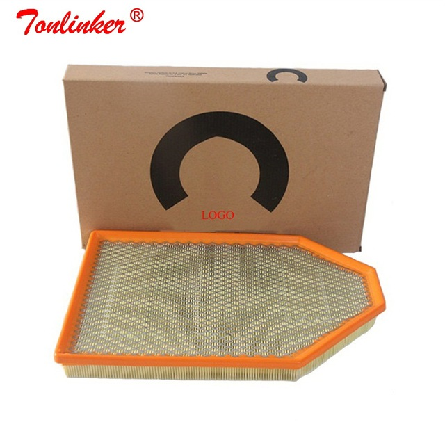 Engine Air Filter 1Pcs For Chrysler 300C 3.6/5.7/6.4/Lancia Thema 3.6 Model 2004 2010 2011 2019 Car Filter Accessories 4891691AA