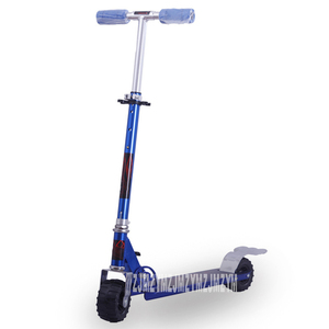 Professional Scooter High Speed Freestyle Street Surfing Kick Scooter With Handlebar Aluminum Alloy Metal Adult Sports Scooter