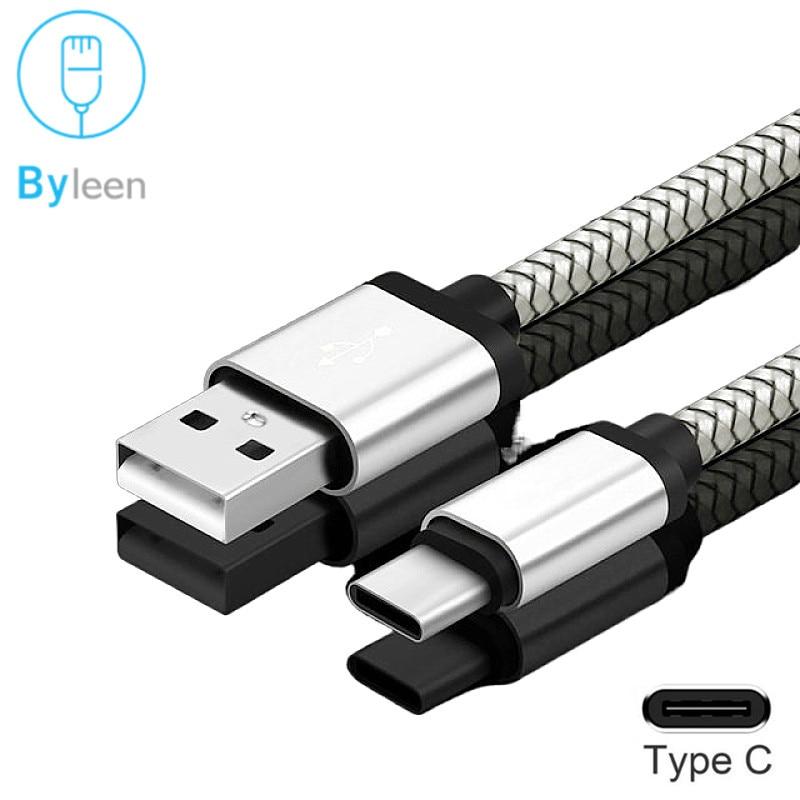 Оригинальный кабель типа C для Samsung A51 A50, быстрое зарядное устройство 2 м, usb-кабели для передачи данных для samsung Galaxy S8 S9 S20 Note 8 9 10 A3/A5/A7 2017