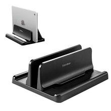 Dikey stant dizüstü Tablet ve cep telefonu ile ayarlanabilir Dock boyutu dizüstü standı