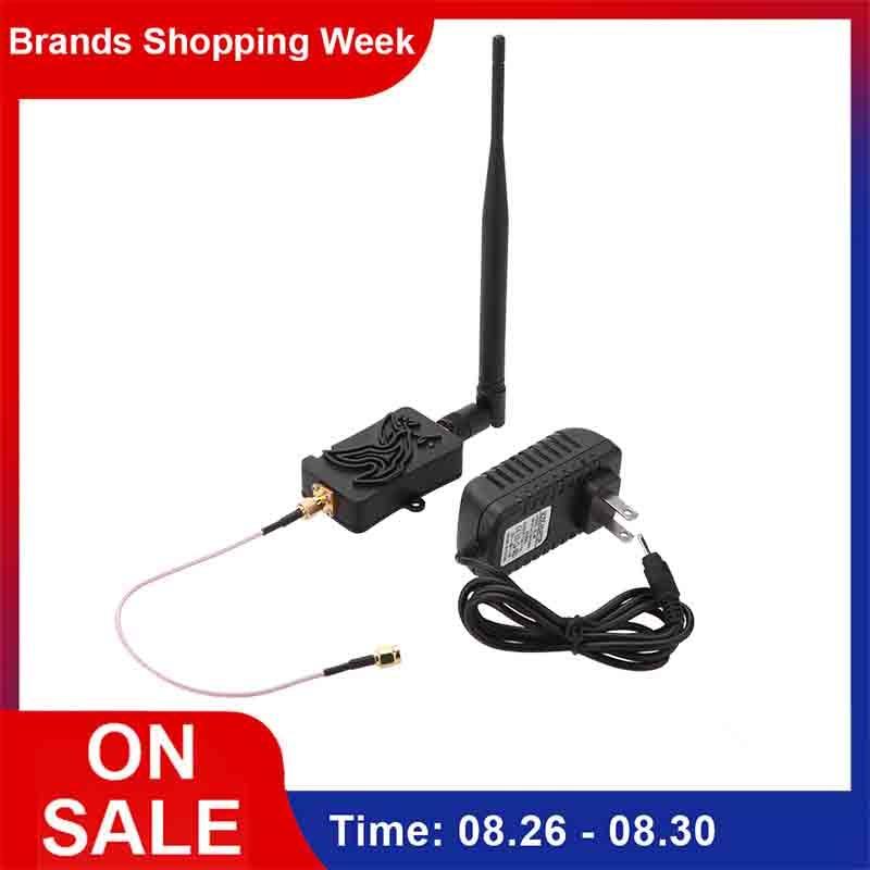 Amplifier Antenna Computer Bt-Signal-Booster Zigbee Wifi Wireless WLAN 4000mw 4W