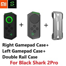 Xiaomi BlackShark 2Pro Case Double Slide Gamepad Case Clip shape Portable Game Controller Mechanical Rail Connection Case Gamepa
